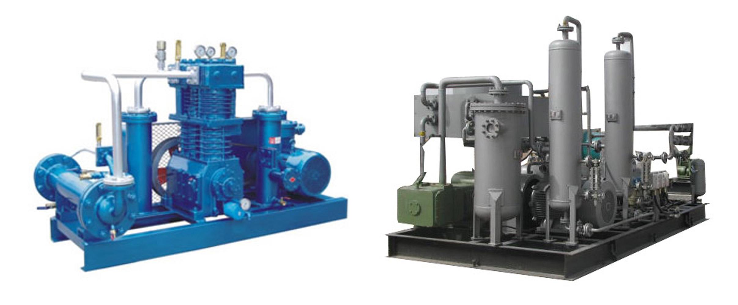 套管气压缩机系列