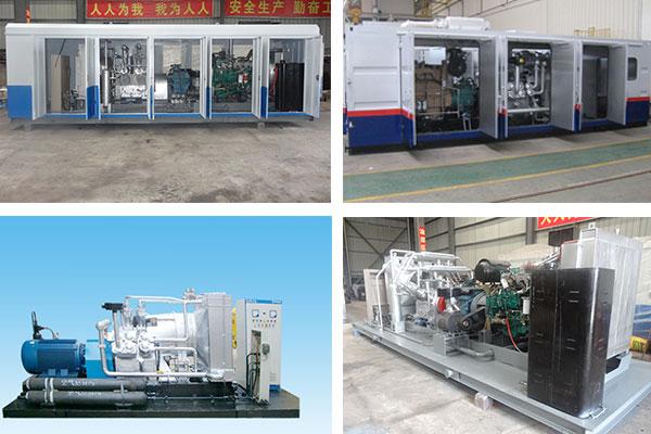 30立方-150公斤空气增压机系列