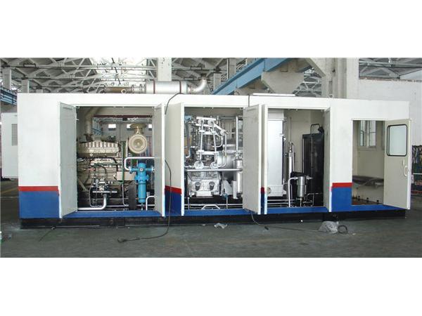 30立方-250公斤空气增压机系列(山东省煤田地质局)