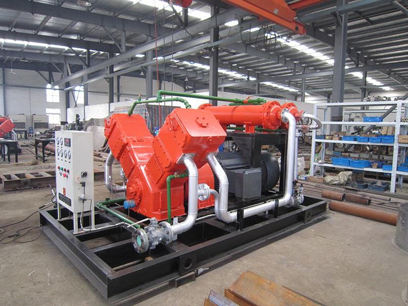 5立方-250公斤无油空气压缩机系列(天津电力建设有限公司)