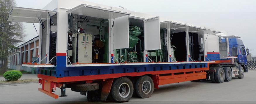 膜制氮压缩机系列