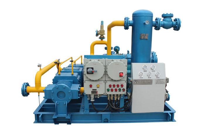 化工尾气回收压缩机