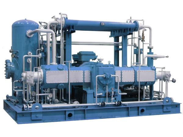 D型天然气压缩机系列