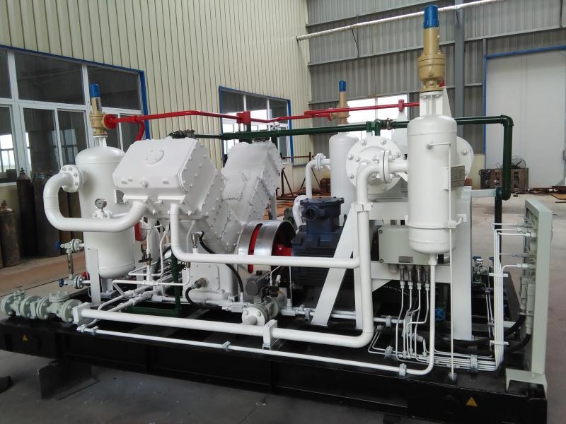 化工及特种气体压缩机系列