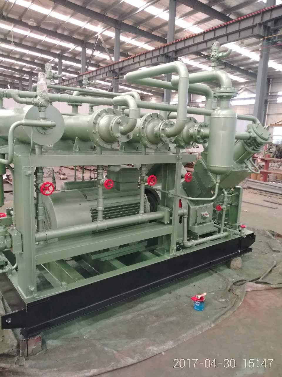 5立方-170公斤无油空气压缩机系列(葫芦岛解放军313医院)