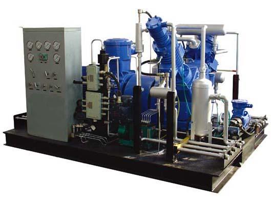 VF型天然气压缩机系列(胜利油田采油厂)