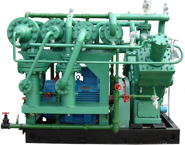 6-60水冷无油压缩机系列(中建工业设备安装有限公司)