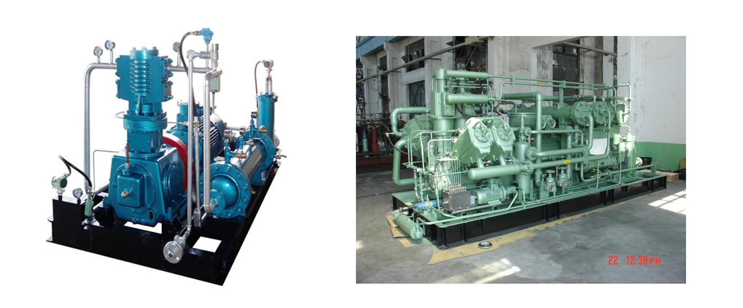 氢气压缩机系列