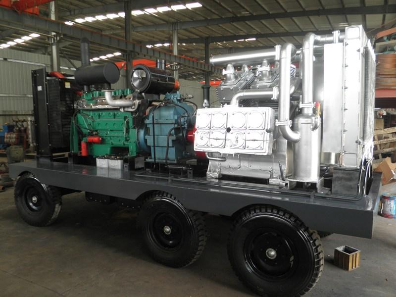 10立方-250公斤柴油空压机系列(大庆油田采油四厂)