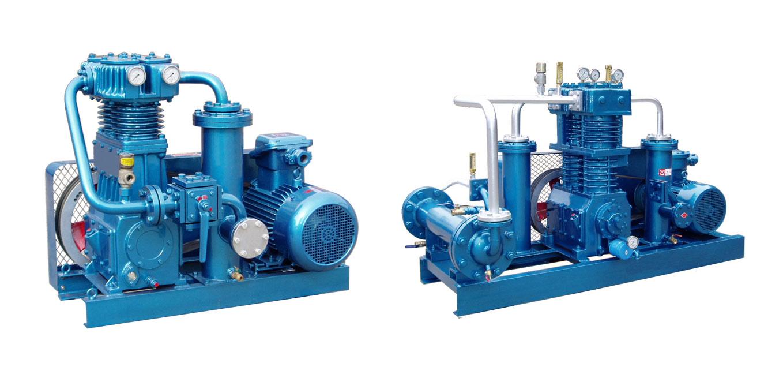 液化石油气压缩机系列( 增压、回收、装卸车)用
